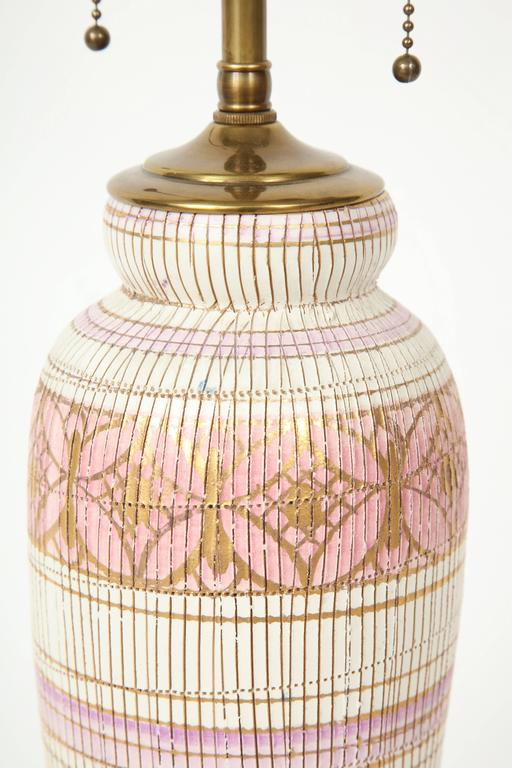 Aldo Londi/Bitossi Ceramic Lamps 5