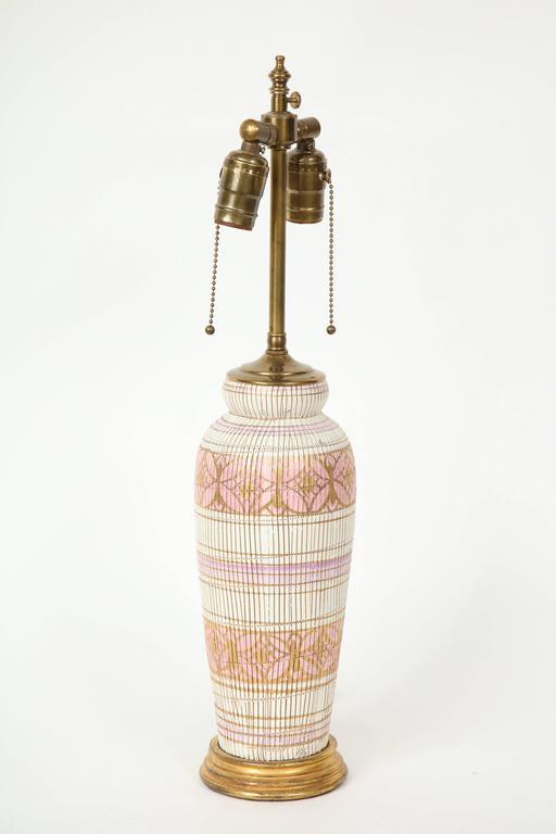 Aldo Londi/Bitossi Ceramic Lamps 7