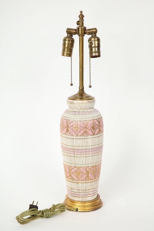 Aldo Londi/Bitossi Ceramic Lamps 8
