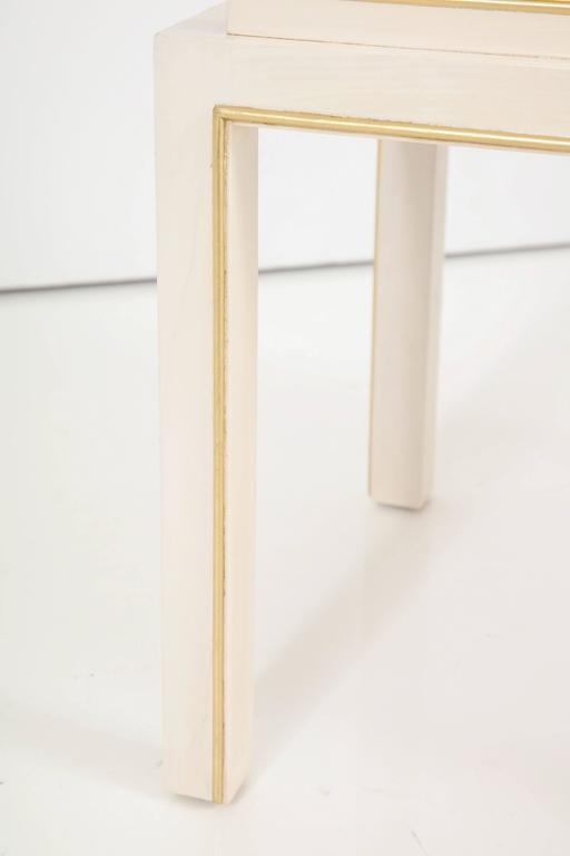 Tommi Parzinger Bleached Maple Nightstands 9