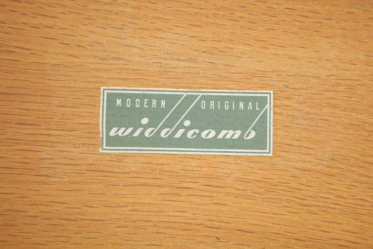 Brushed Pair of Robsjohn-Gibbings Chest of Drawers For Sale