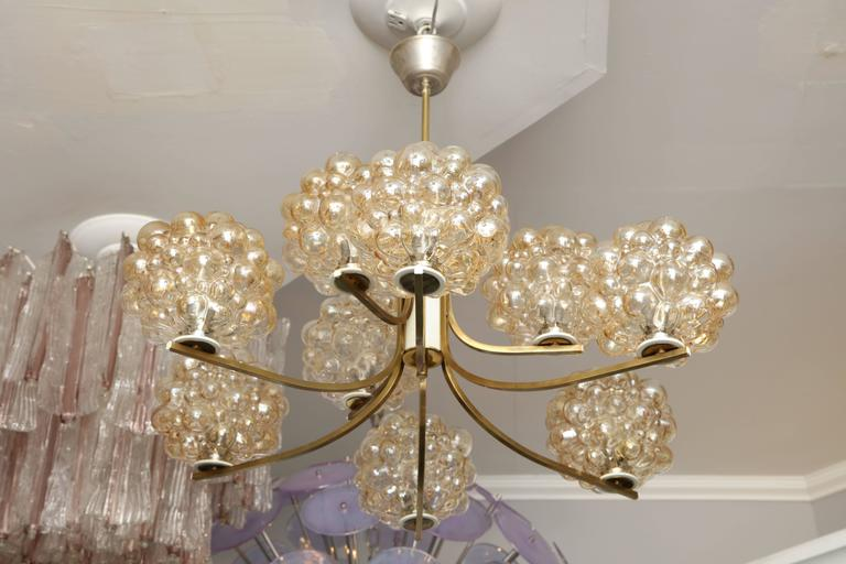 Vintage Limburg Chandelier by Helena Tynell 2