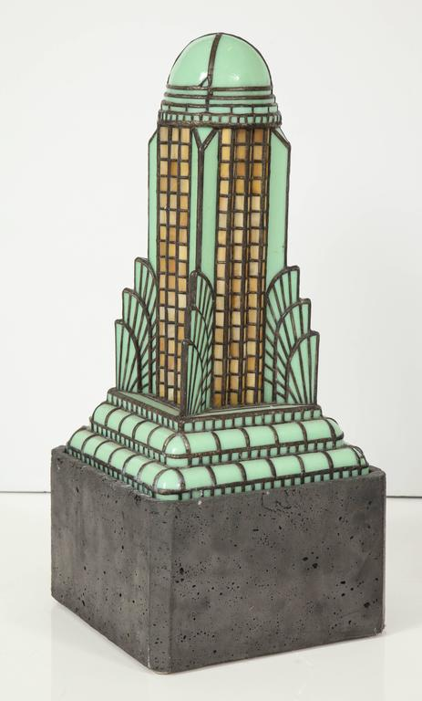 Chrysler Building Light Sculpture By Adam Kurtzman At 1stdibs