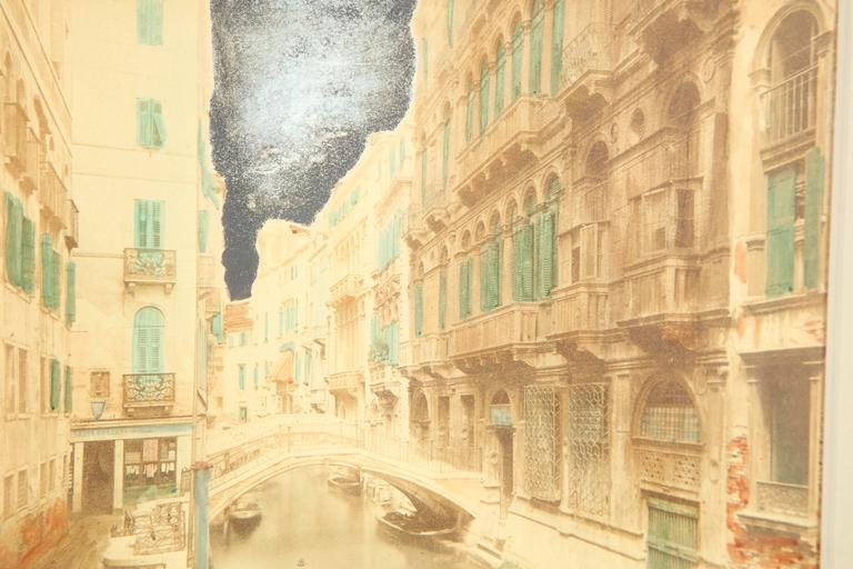 Handcolored Venice Photos For Sale 1