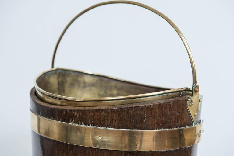 19th Century Peat Bucket 3