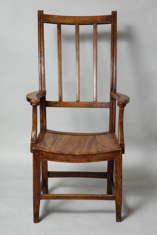 East Anglian Fruitwood Armchair 2