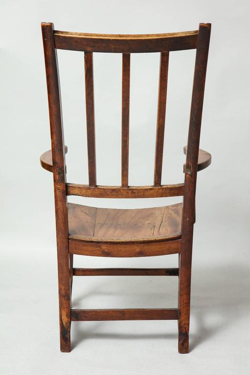East Anglian Fruitwood Armchair 9