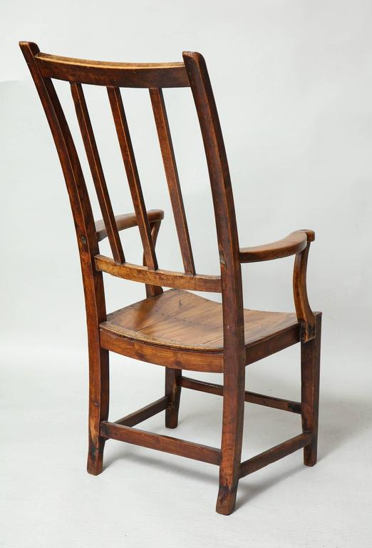 East Anglian Fruitwood Armchair 10