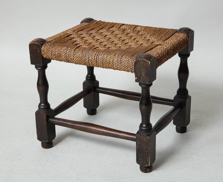 Assortment Of Rope Stools At 1stdibs