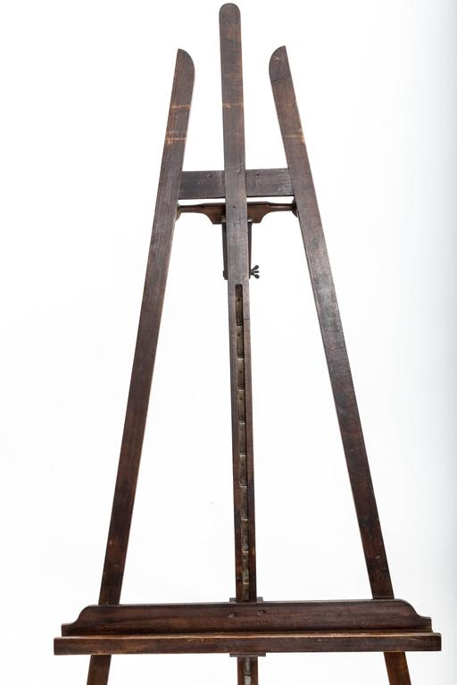 Turn-of-the-Century Picture Easel, France, circa, 1900 For Sale 1