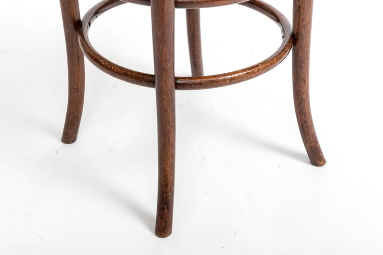 19th Century Bentwood Side Table, England, circa 1890 7