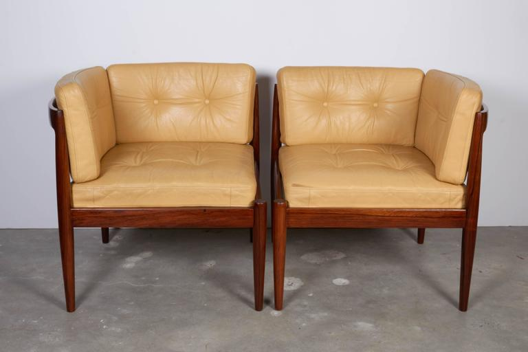 Kai Kristiansen Modul Line Corner Chairs 2
