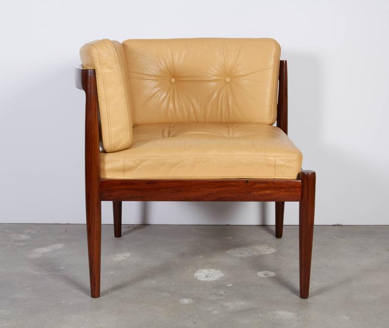 Kai Kristiansen Modul Line Corner Chairs 6