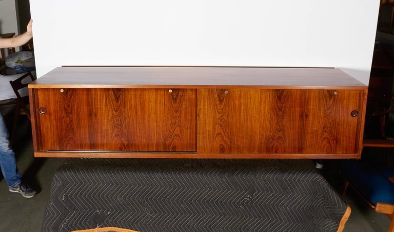 Wegner Model 26 Sideboard, Wall-Mount 2