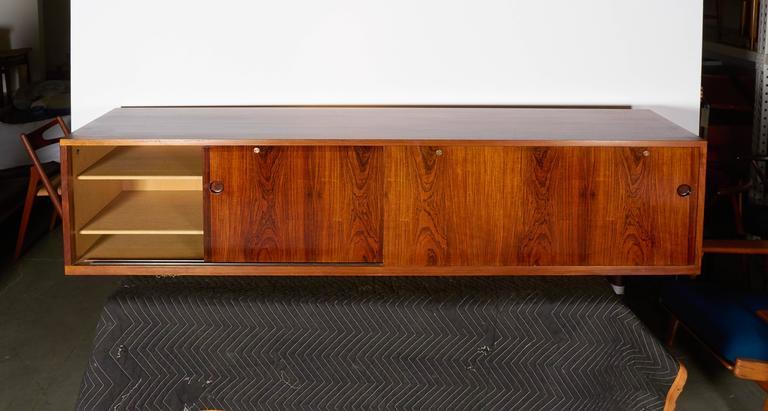 Wegner Model 26 Sideboard, Wall-Mount 3