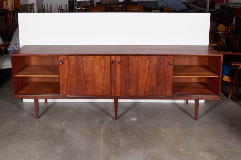Large Rosewood Sideboard by Rosengren Hansen 2