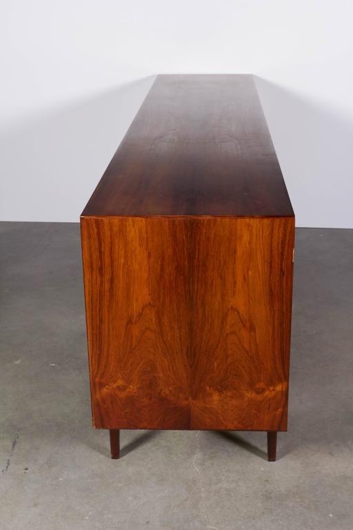 Large Rosewood Sideboard by Rosengren Hansen 5