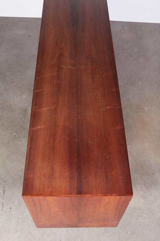 Large Rosewood Sideboard by Rosengren Hansen 6