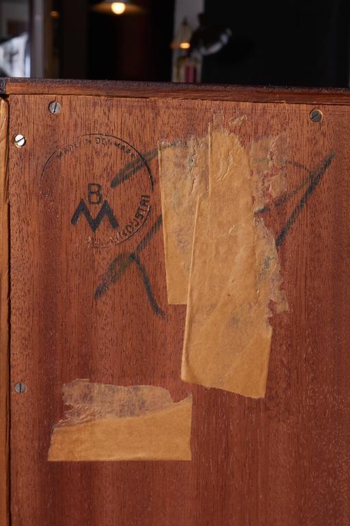 Large Rosewood Sideboard by Rosengren Hansen 7