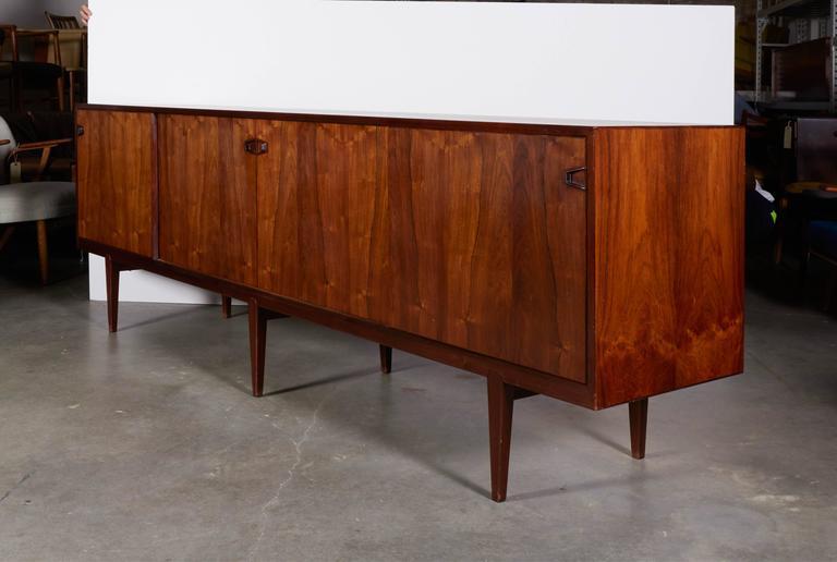 Large Rosewood Sideboard by Rosengren Hansen 9