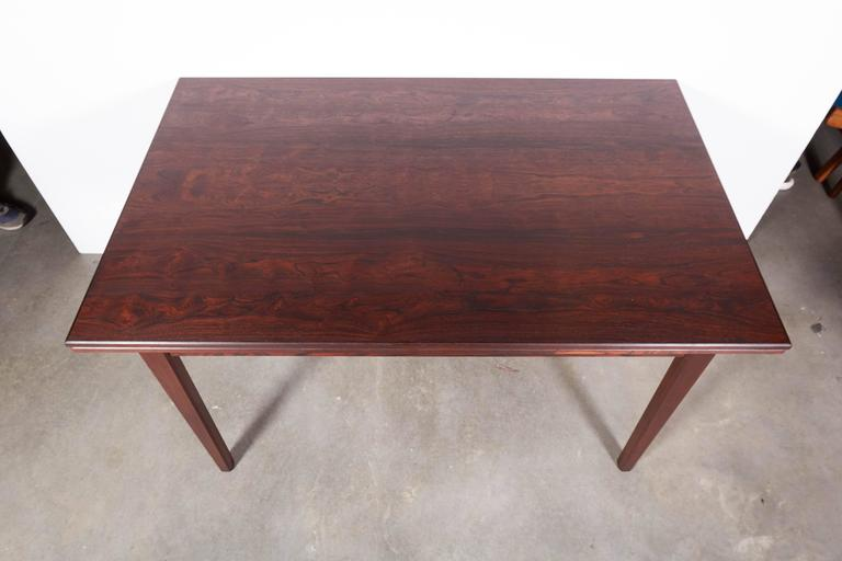 Rosewood Dining Table, Expandable by Sejling Skabe 3