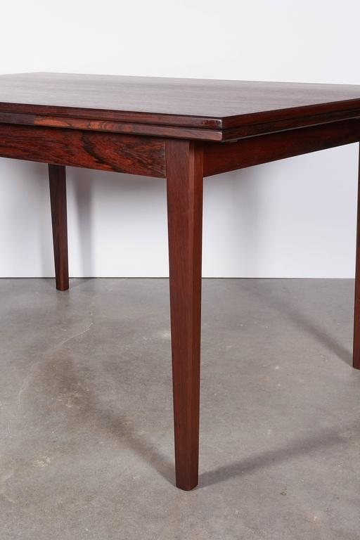 Rosewood Dining Table, Expandable by Sejling Skabe 4