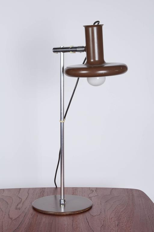 Optima Table Reading Lamp by Hans Due 4