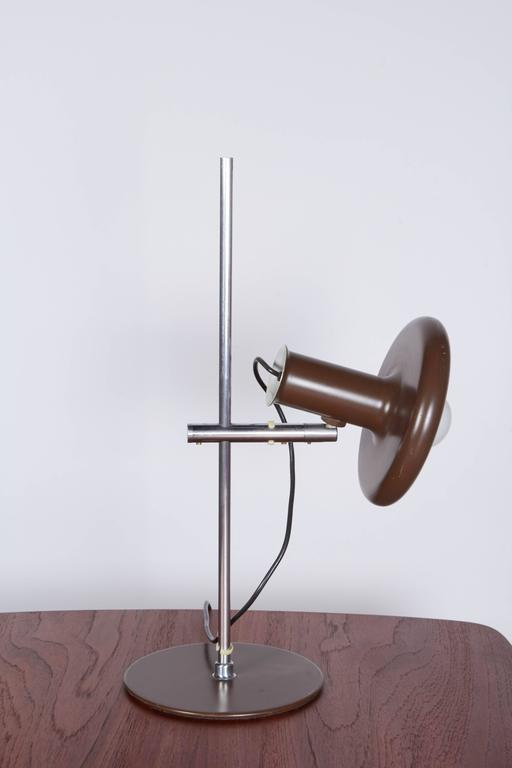 Optima Table Reading Lamp by Hans Due 5