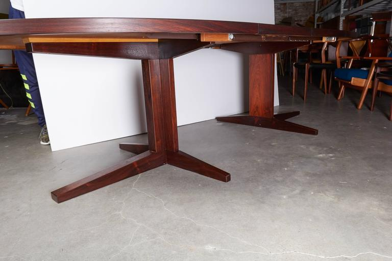 Oval Dining Table by John Mortensen at 1stdibs : IMG4289l from www.1stdibs.com size 768 x 512 jpeg 41kB