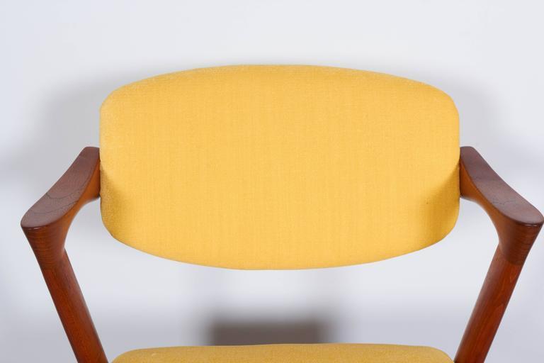 Kai Kristiansen No. 42 Dining Chairs, Set of Six 8
