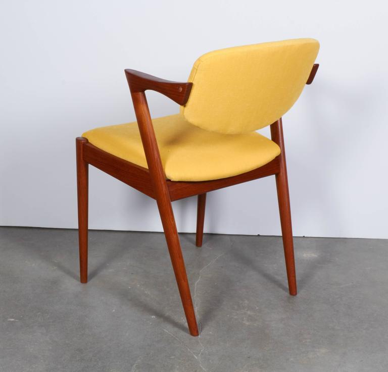 Kai Kristiansen No. 42 Dining Chairs, Set of Six 9