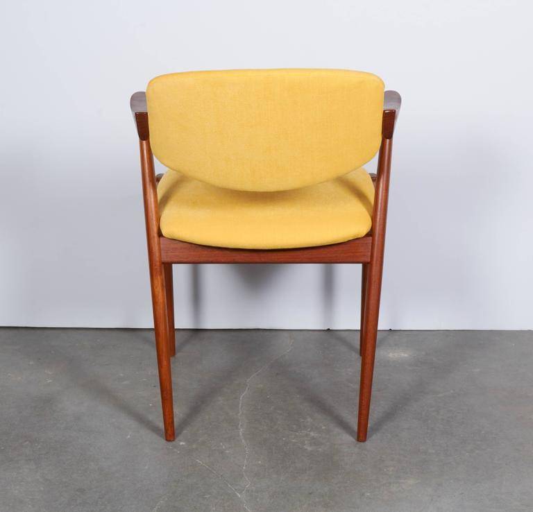 Kai Kristiansen No. 42 Dining Chairs, Set of Six 10