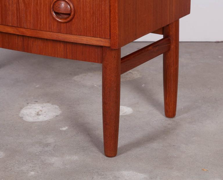 Kai Kristiansen Teak Mini Dressers, Pair 5