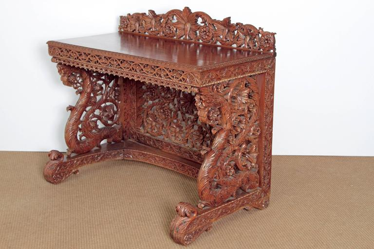 Anglo-Indian Sideboard 2