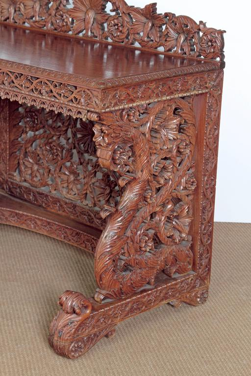Anglo-Indian Sideboard 3