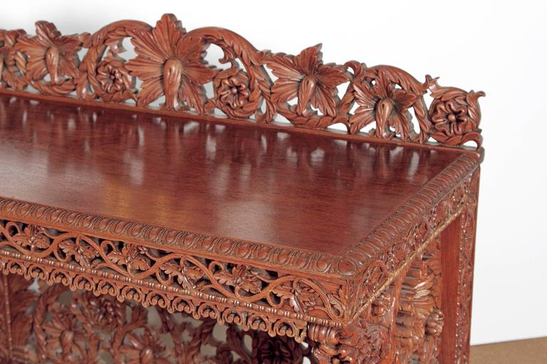 Anglo-Indian Sideboard 4