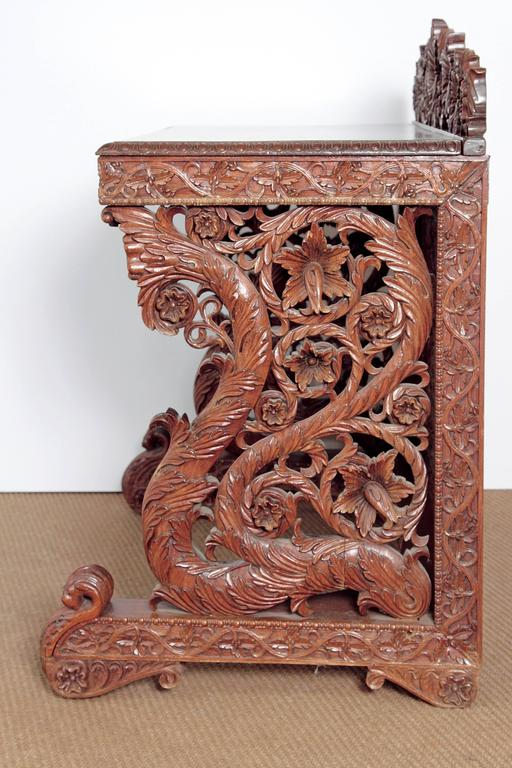 Anglo-Indian Sideboard 7