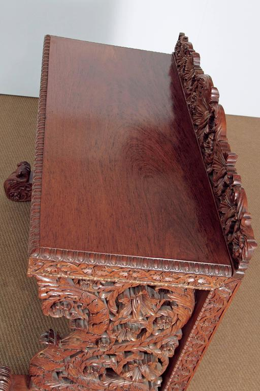 Anglo-Indian Sideboard 8