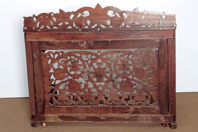 Anglo-Indian Sideboard 9