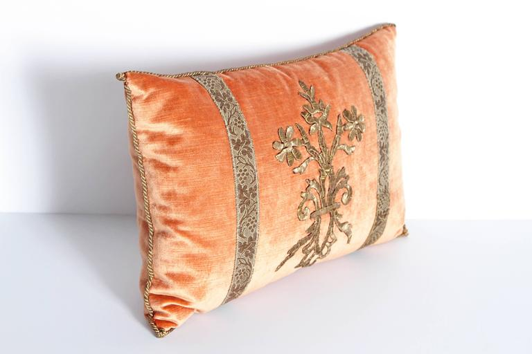 Antique Textile Pillow by Rebecca Vizard 2