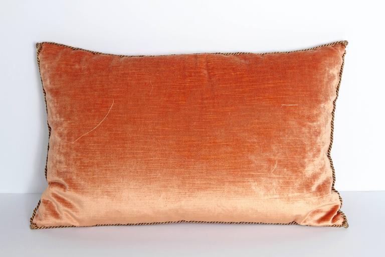 Antique Textile Pillow by Rebecca Vizard 5