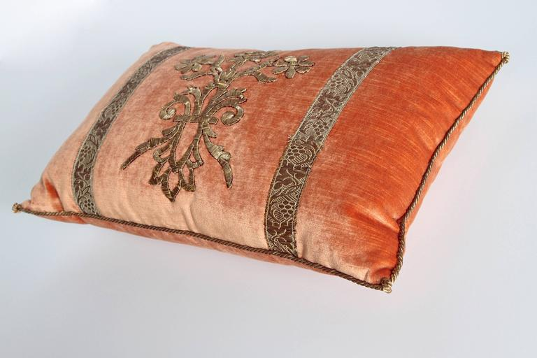 Antique Textile Pillow by Rebecca Vizard 6