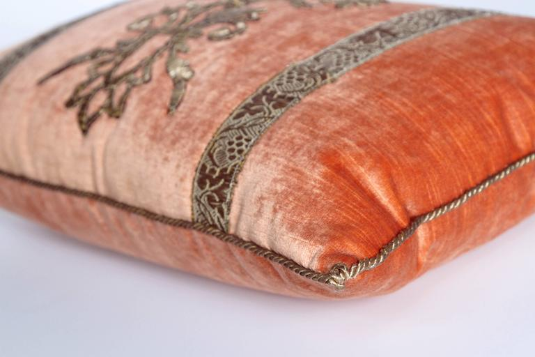 Antique Textile Pillow by Rebecca Vizard 7