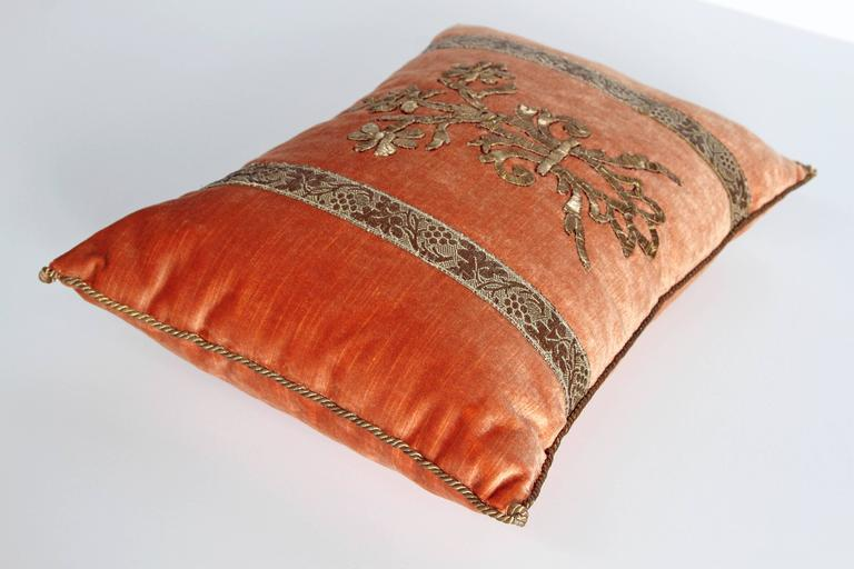 Antique Textile Pillow by Rebecca Vizard 9