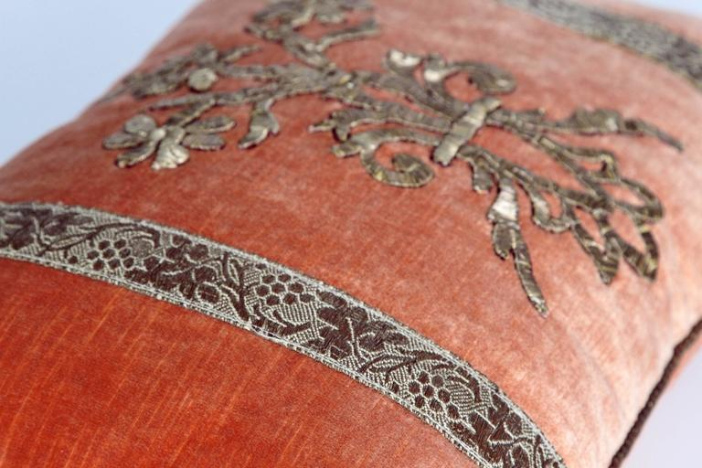 Antique Textile Pillow by Rebecca Vizard 10