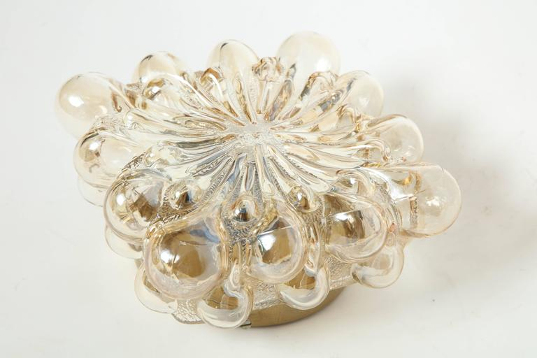 20th Century Limburg Champagne Glass Sconces For Sale