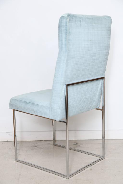 Set of Milo Baughman Dining Chairs 2