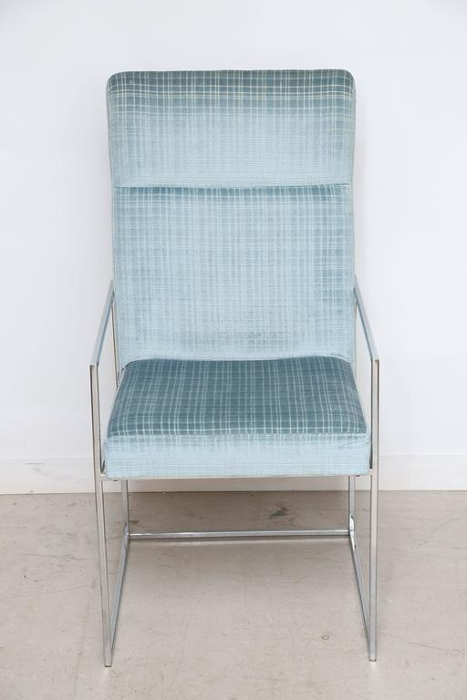 Set of Milo Baughman Dining Chairs 3
