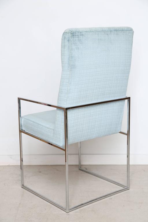 Set of Milo Baughman Dining Chairs 5