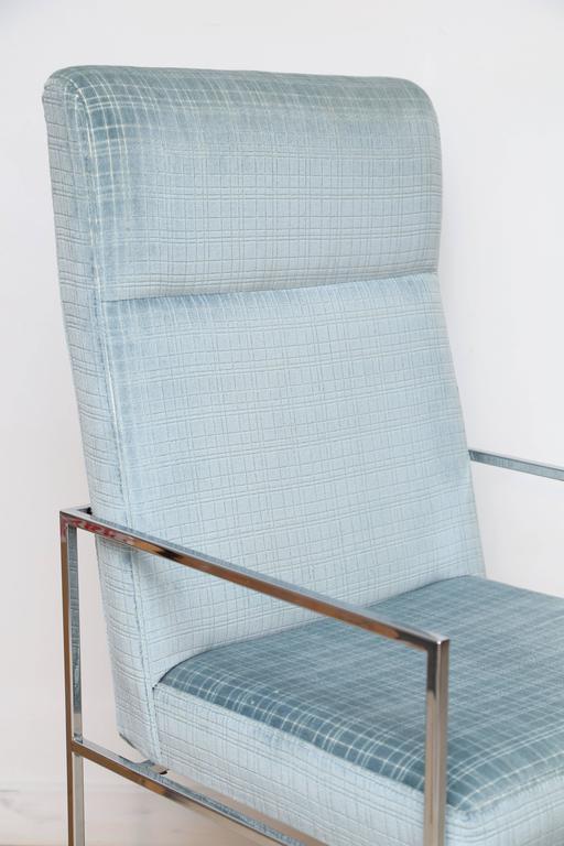 Set of Milo Baughman Dining Chairs 6